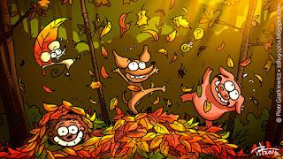 Jesień! :)