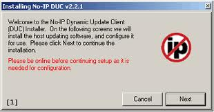 DUC TÉLÉCHARGER 2.2.1 NO-IP