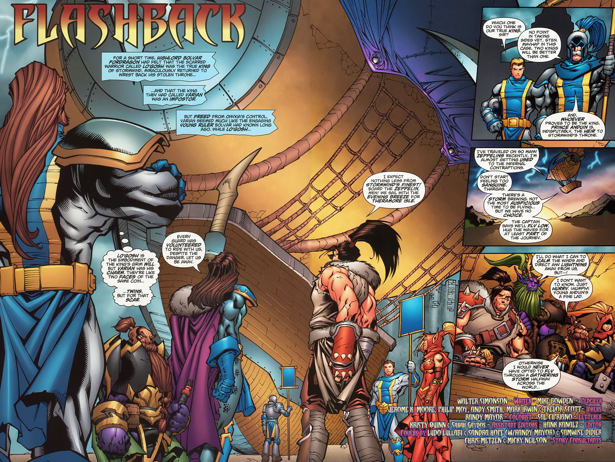 Read online World of Warcraft comic -  Issue #13 - 4