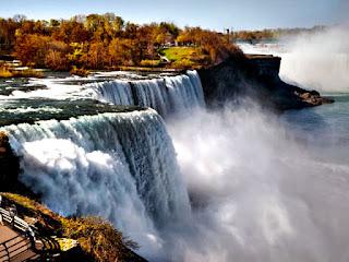 Ниагарский водопад, провинция Онтарио