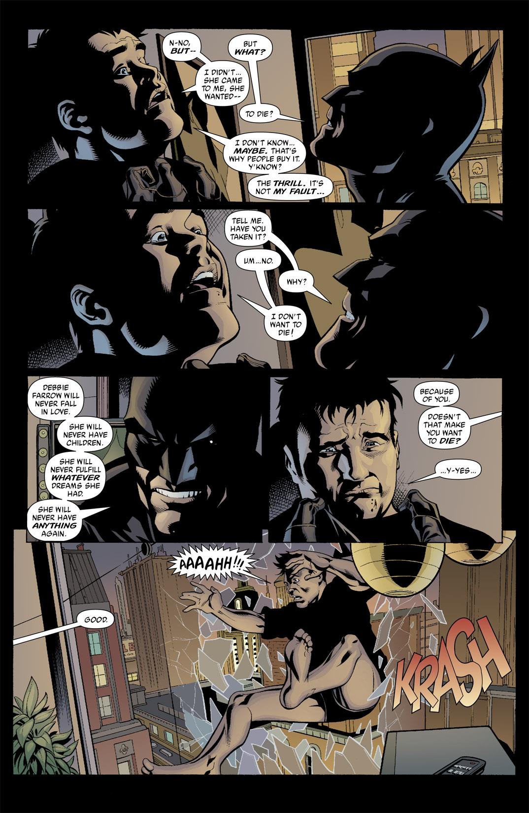 Detective Comics (1937) 790 Page 6