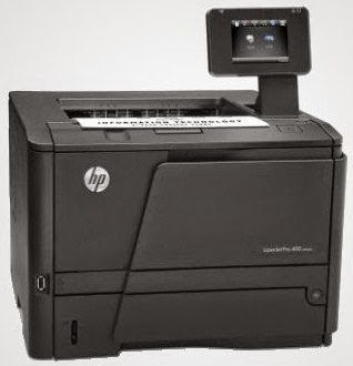 HP LaserJet Pro 400 M410dn Printer Drivers Download