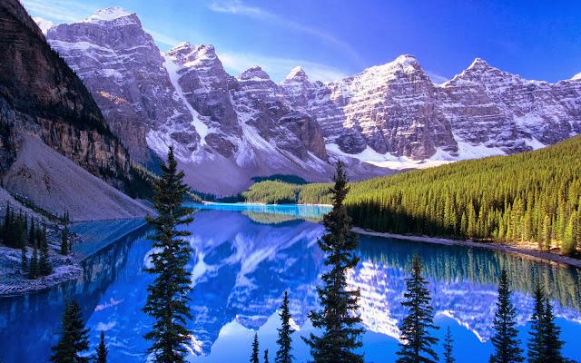Turismo de naturaleza en Canadá