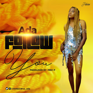 official artcover of follow you by Ada, follow you by Ada