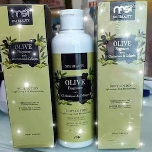 Obat herbal glutacare body lotion