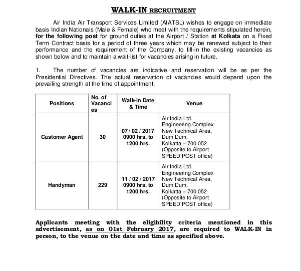 aiatsl-259-Handyman-&-Customer-Agents-Posts-Vacancy