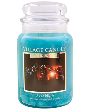 avis Urban Nights de Village Candle