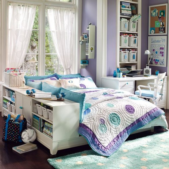 Dorm Room Decorating Ideas: Bedroom Decorating Ideas
