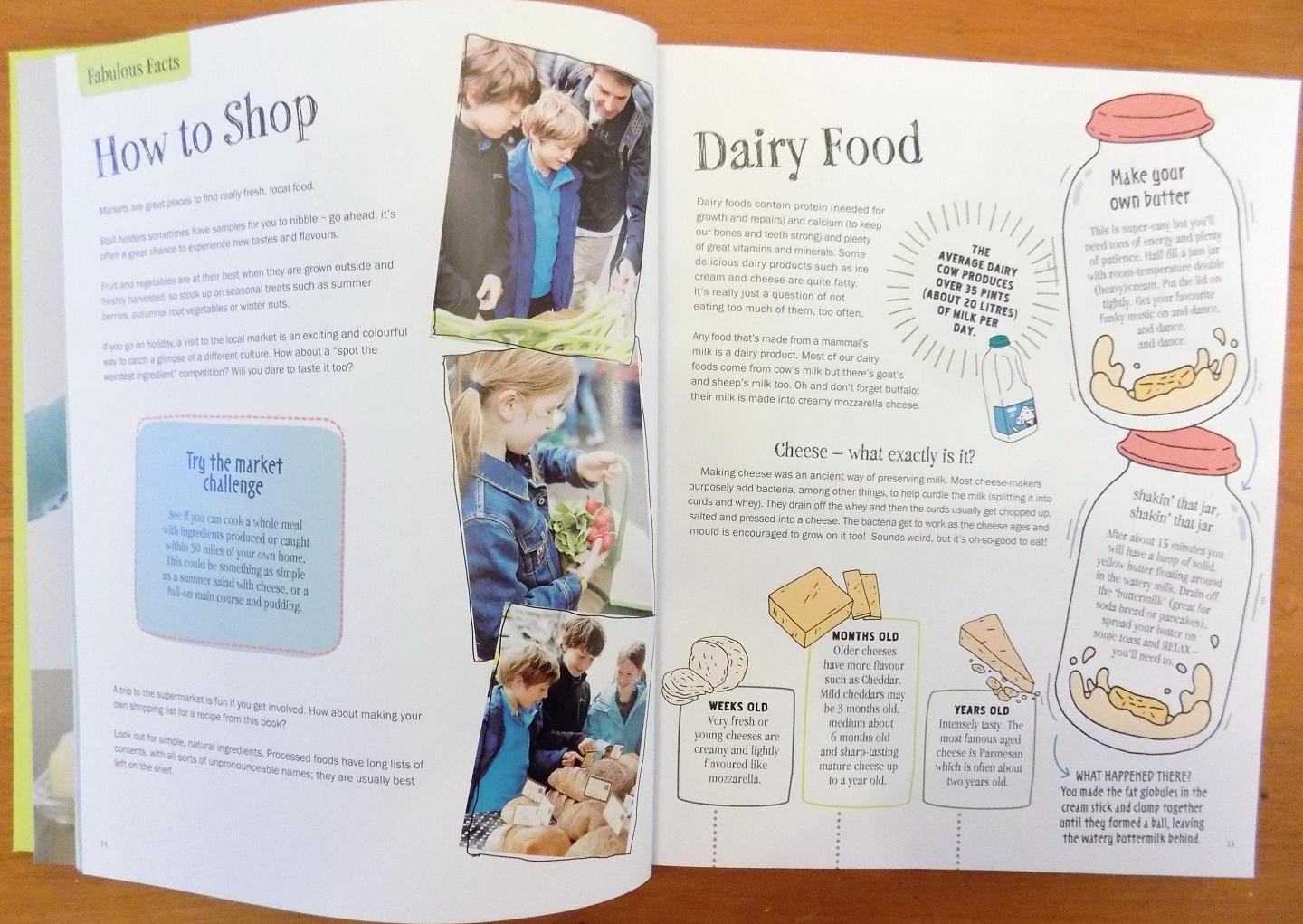 Madhouse Family Reviews: Children\'s book review : Cool Kids Cook ...