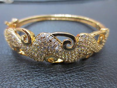 Model Gelang emas Keroncong Cantik