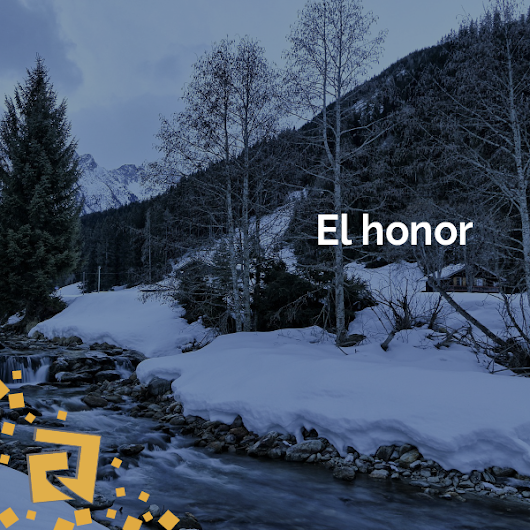 El honor - Reto 01