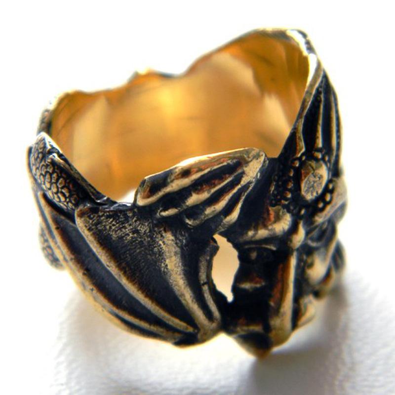 купить кольцо с драконом украшение из бронзы симферополь