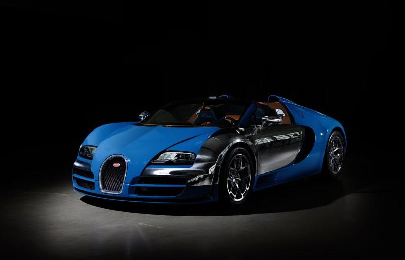 Bugatti Legend U201cMeo Costantiniu201d