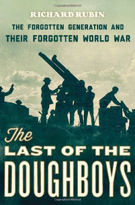 The Last of the Doughboys by Richard Rubin - book cover