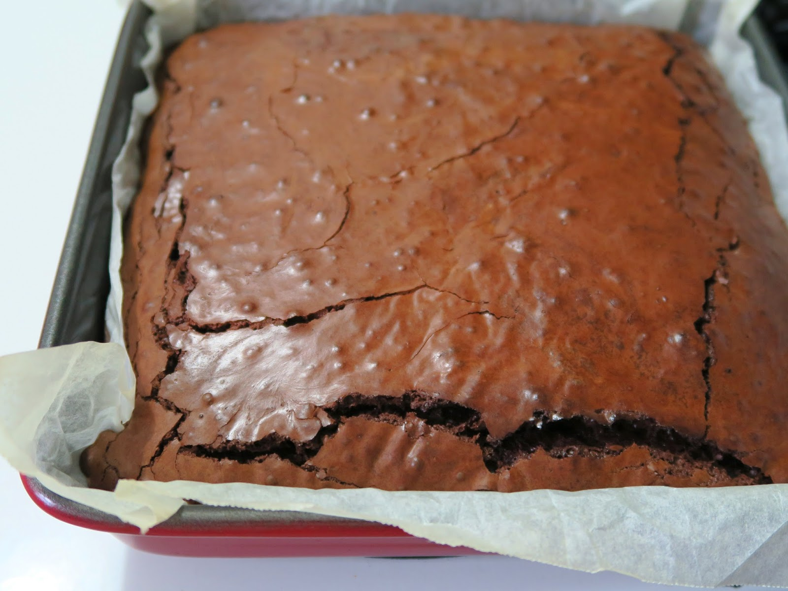 Brownies from New York Cult Recipes