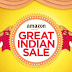 Amazon Great Indian Sale deals on smartphones, home appliances starts January 20