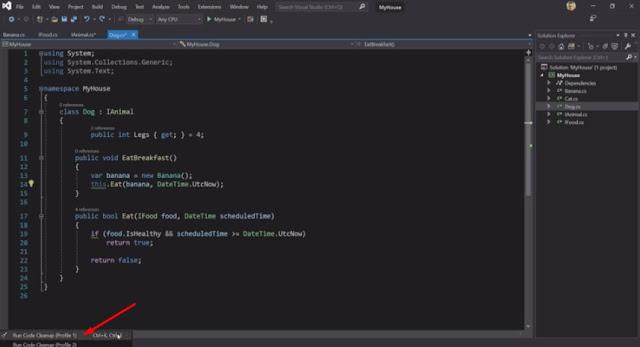 برمجة الاكواد,منظف الاكواد,Code Cleanup