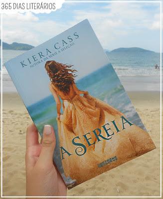 A Sereia, Resenha, Kiera Cass,Romance, Livro