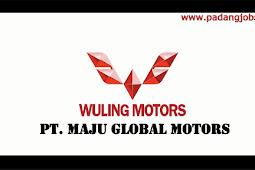 Lowongan Kerja Padang: PT. Maju Global Motor Januari 2018