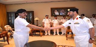 احالة عبدالله بن سلطان السلطان قائد القوات البحرية السعودية للتقاعد