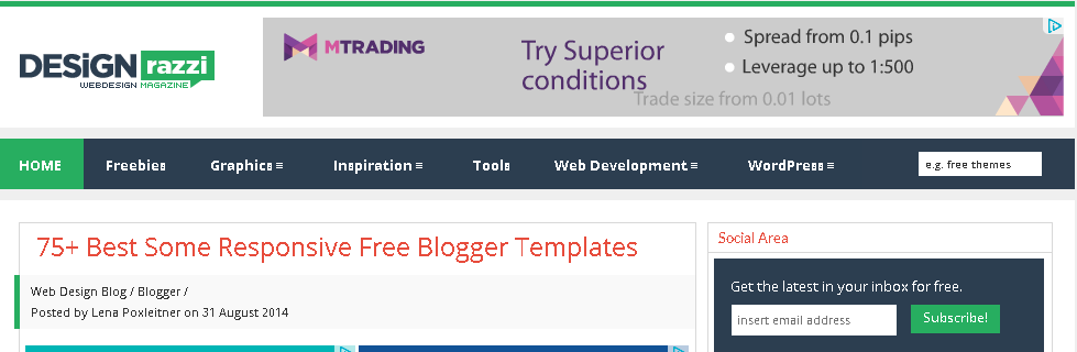 Download free blogger responsive templates nepali for Design your own blogger template free