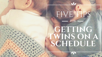How To Get Twins on a Schedule