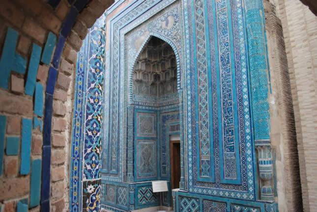 Samarkand - Silk Road - Uzbekistan