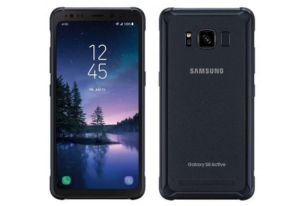 Galaxy S8 Active Meteor Grey