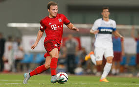 Wages issue to resolve with Gotze