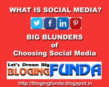 Social media is a tool to create, share, update and engage with other like minded users online to increase traffic, sales and revenue. by BloggingFunda