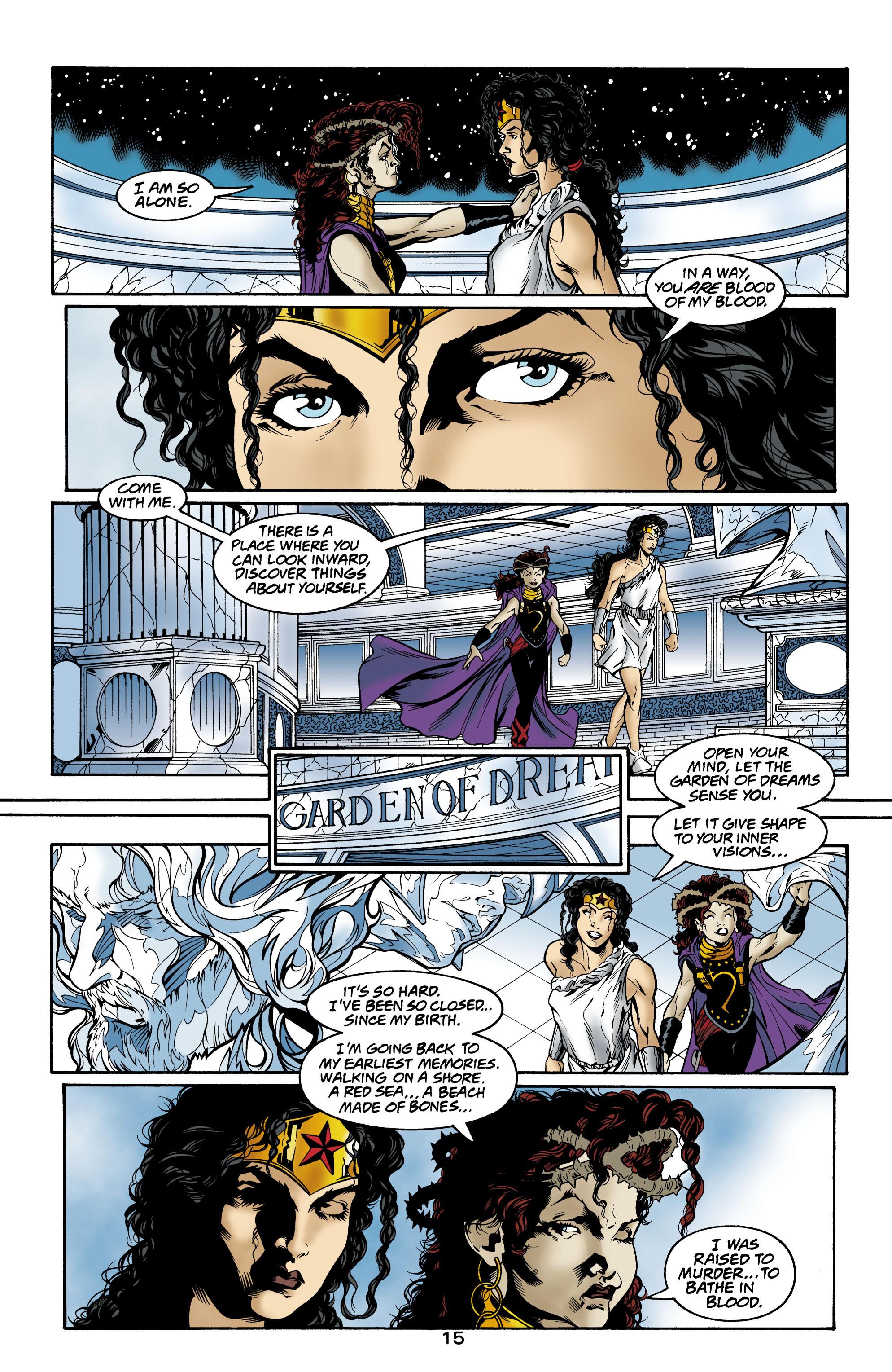 Read online Wonder Woman (1987) comic -  Issue #156 - 16