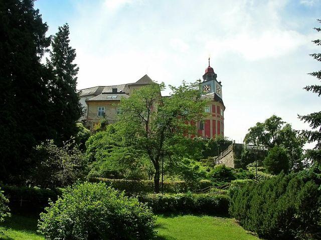 zamek, Czechy, zwiedzanie, atrakcje
