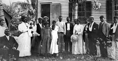 Black settlers who founded Los Angeles