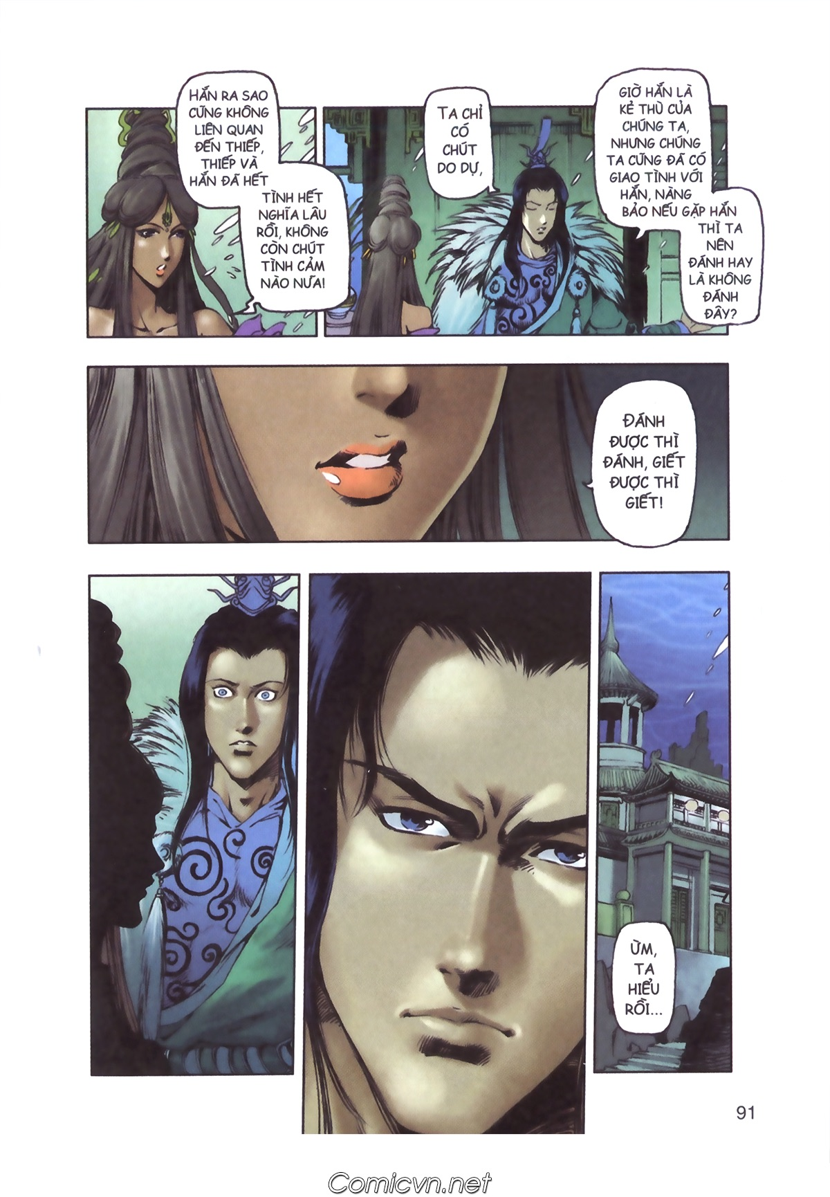 Tây Du Ký màu - Chapter 112 - Pic 12