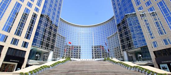匯賢產業信託(87001) 北京東方君悅大酒店 Grand Hyatt Beijing