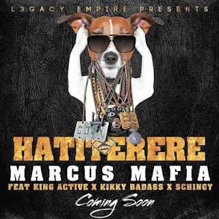 [feature]Marcus Mafia - Hatiterere (Feat. King Aktive, Kikky Badass & Schingy) (Prod. by Nyasha Timbe & Fun_f)