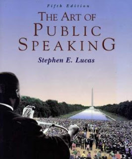 The Art of Public Speaking : Stephen E. Lucas Download Free Education Book