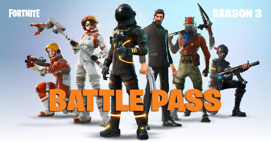 fortnite battle royale season 3 battle pass