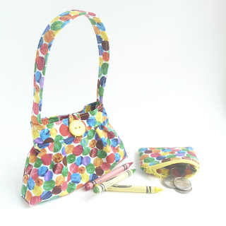 Toddler Purse & Coin Pouch