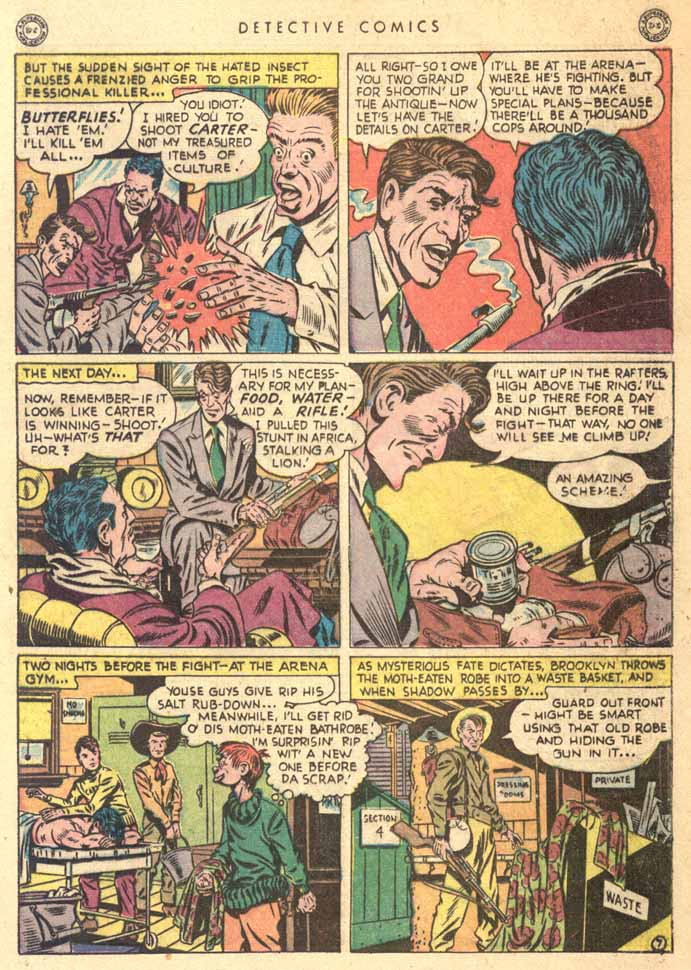 Read online Detective Comics (1937) comic -  Issue #147 - 42