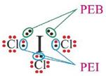 bentuk molekul ICl3