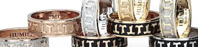 Anéis em prata, ouro e prata banhada em ouro