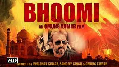 Bhoomi (2017) Hindi 400mb DVDRip Download