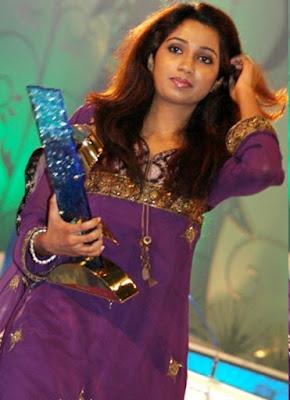 Beautiful Singer Shreya Ghoshal Hot HD wallpapers free download ...