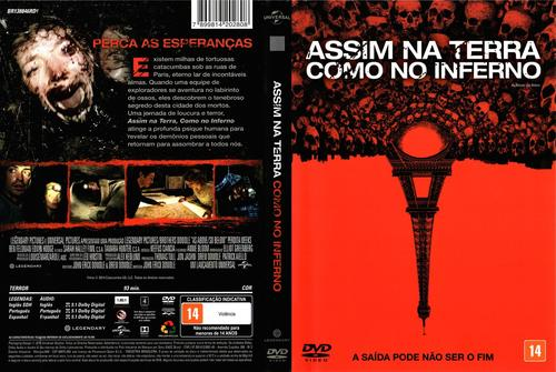Assim na Terra como no Inferno Torrent - BluRay Rip 1080p Dual Áudio (2014)