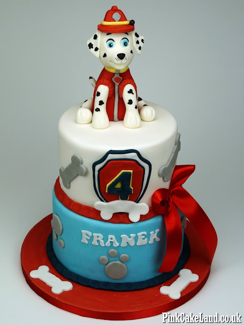 Celebration Cakes Paw Patrol