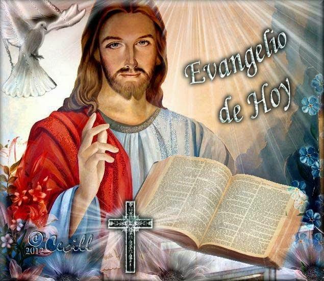 *Donne-nous notre Pain de ce jour (Vie) : Parole de DIEU *, *L'Évangile et le Livre du Ciel* EvangelioHoy-21b