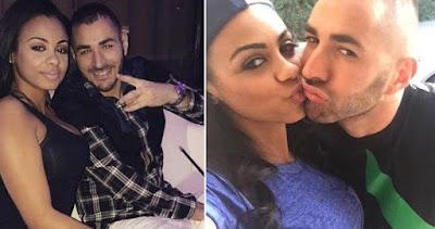 La nouvelle copine de Benzema est... l' ex de Witsel !