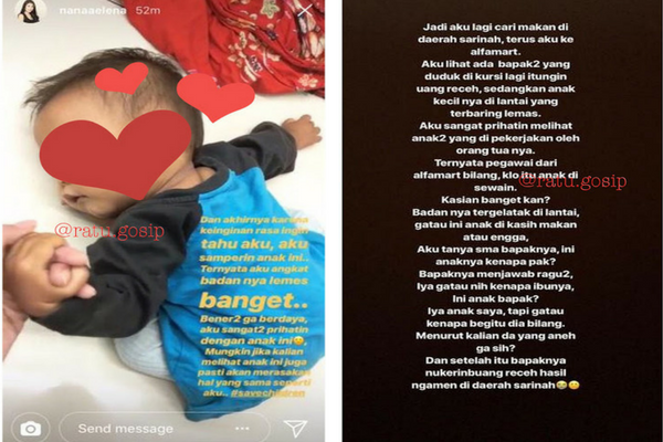 Ayah yang Tega Sewakan Anaknya di Minimarket Akhirnya Ditangkap Polisi