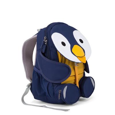 Mochila Pingüino de Affenzahn
